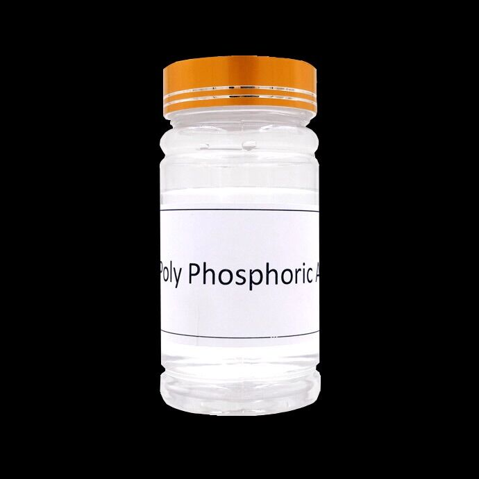 2017 Latest Design Sale Phosphoric Acid Specifications - Poly Phosphoric Acid – Donglin Chemical Featured Image