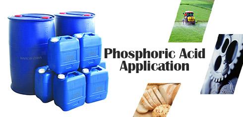 Phosphoric Acid Application