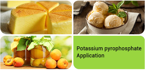 Potassium pyrophosphate (TKPP) Application