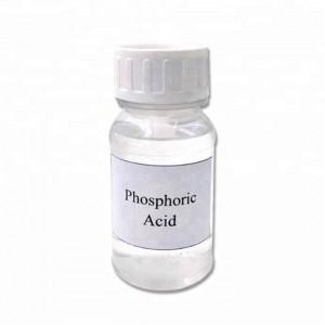 Clear liquid UN 3453 phosphoric acid